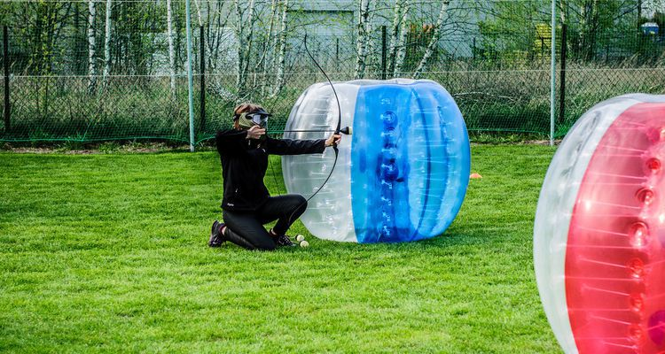 Archery Tag Bounceit